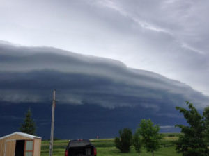 Nebraska Wall Cloud