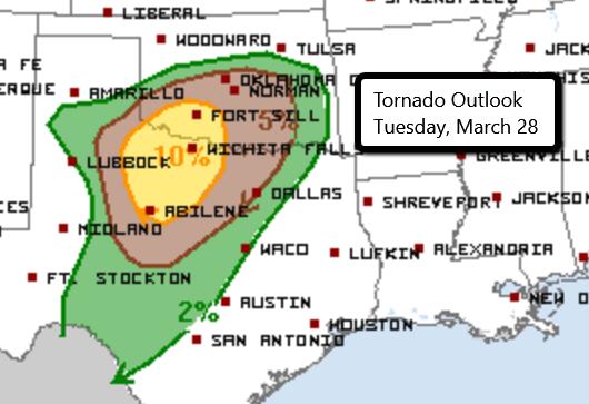 Day 1 Tornado
