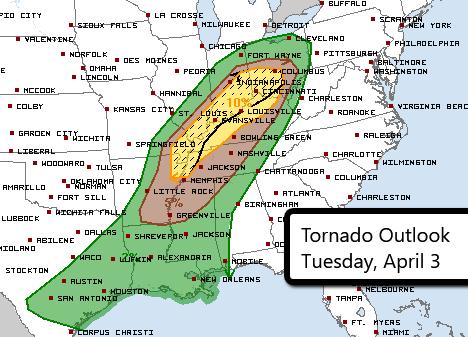 4-3 Tornado Threat