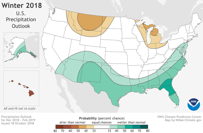 10-24 Precipitation Outlook