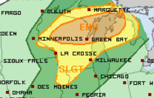 10-3 Severe Weather Outlook