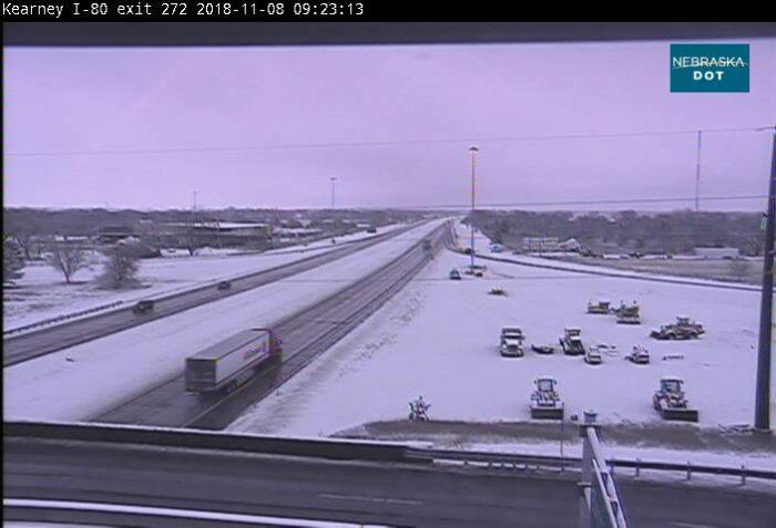 11-8 Kearney Nebraska Snow