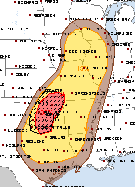 4-28 Hail Outlook