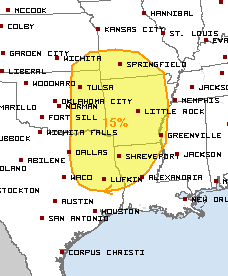 3-11 Sunday Severe Threat