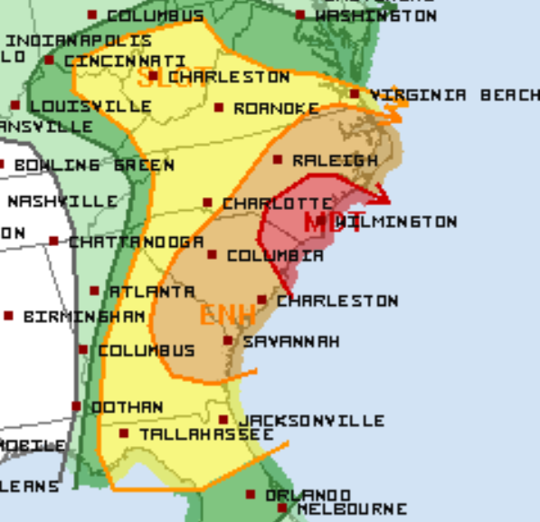 3-18 Severe Weather Outlook