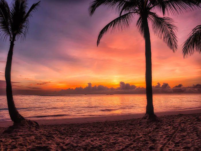 Dominican Republic Beach Sky